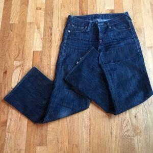 Mavi wide leg jeans